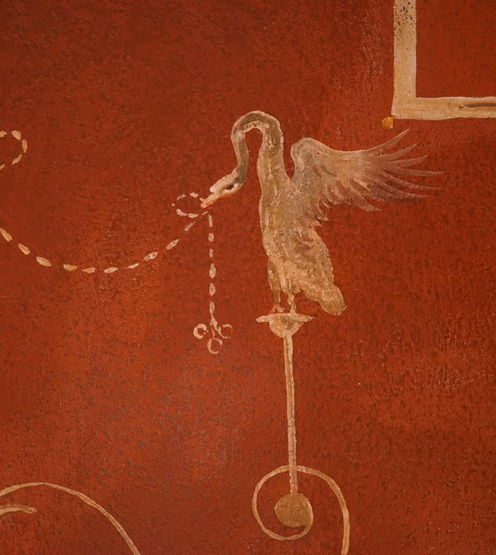 Peinture à la Fresque - Détail