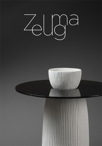 Zeugma 1 at Galerie Carole Decombe Paris