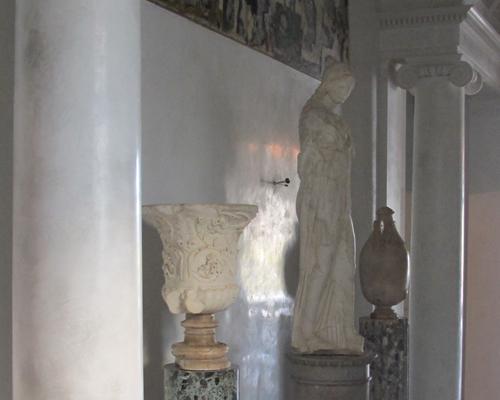 Stucco marble - Stucco stone