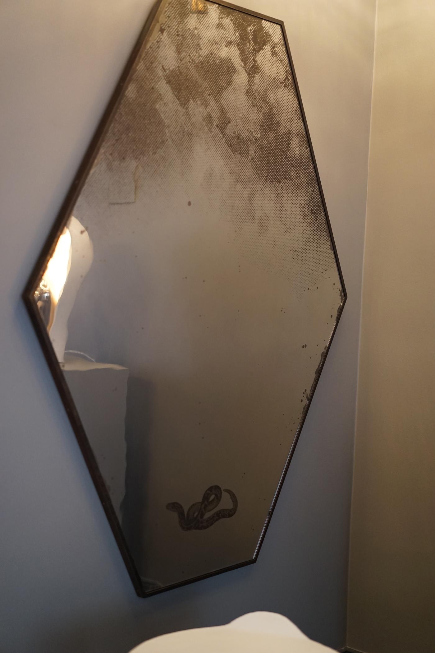 miroir Désert