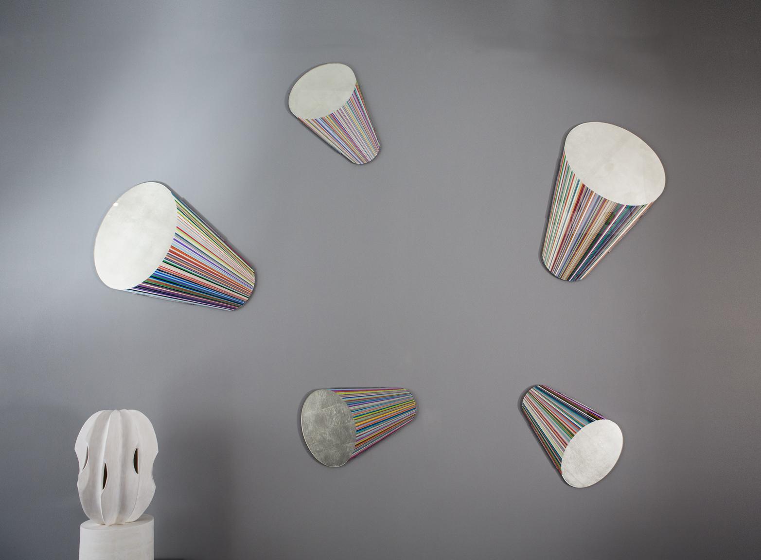 Cones - Galerie Carole Decombe