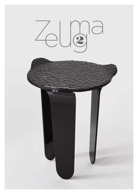 Zeugma 2 at Galerie Carole Decombe Paris